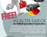 Free Health Check for Spectrodens / Spectrodrives
